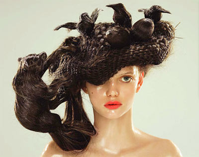 birds nest hair style rodicas boutique bird nest hair fashion 6905