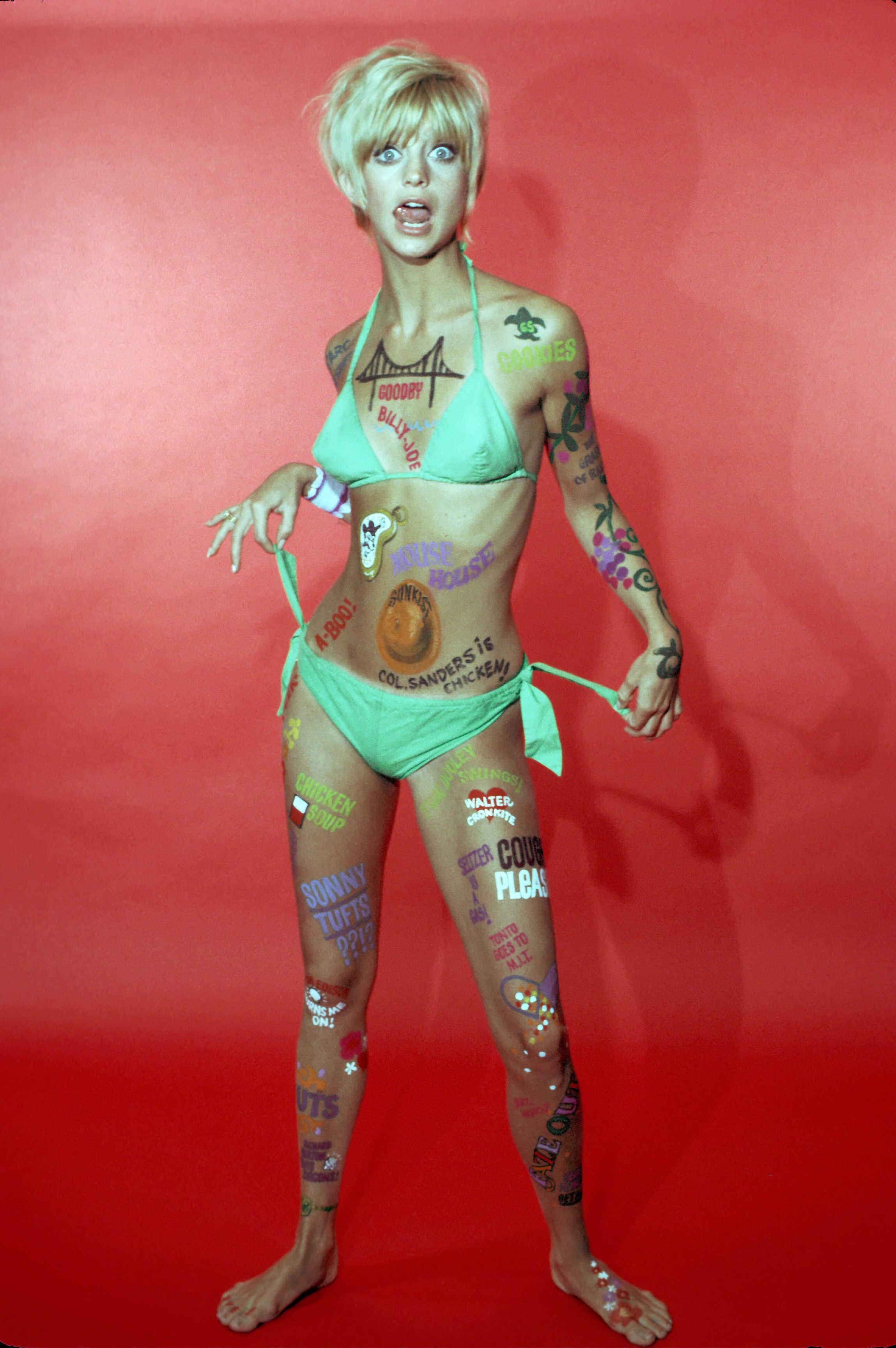 Goldie Star Nude Photos 82